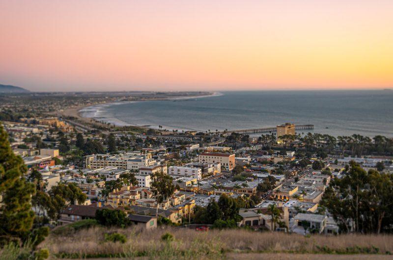 ventura coast view