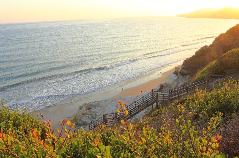 coast of santa barbara